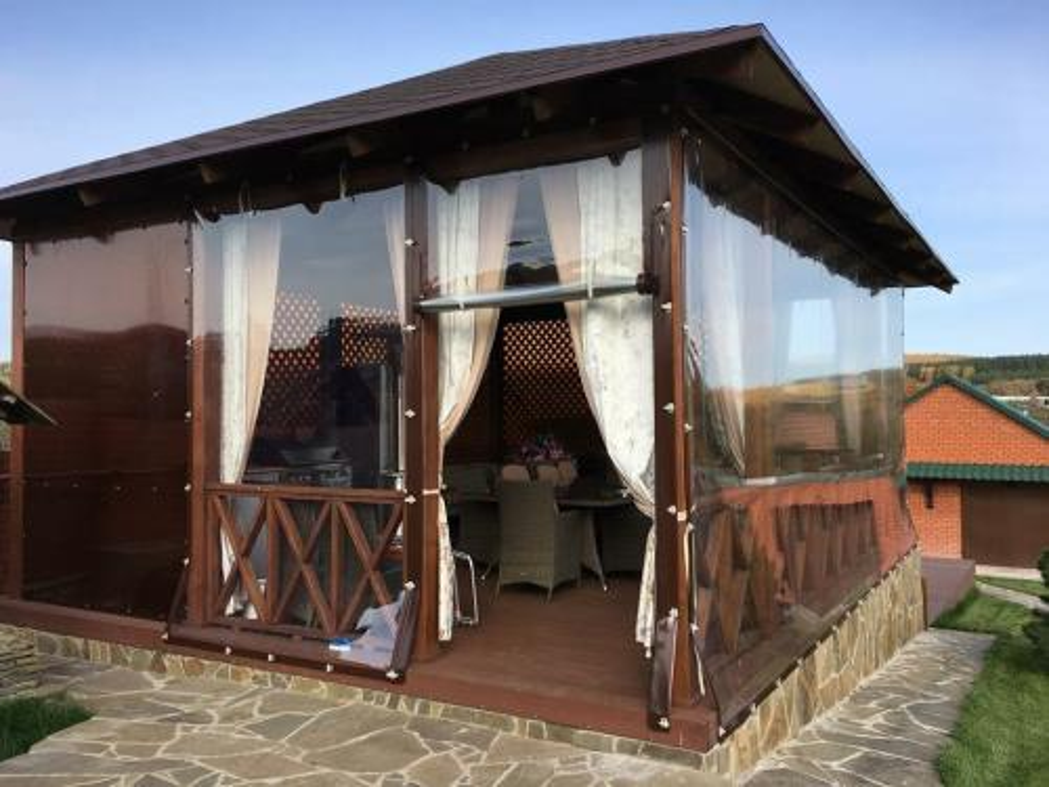 Мягкие окна купить по низкой цене в интернет-магазине okno19.ru