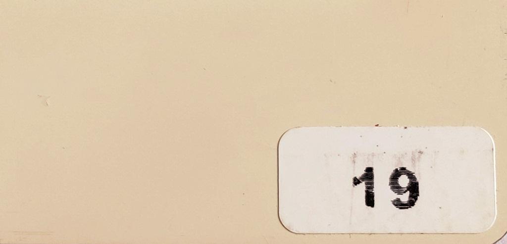 Жалюзи горизонтальные светло-бежевый, матовый 19 купить по низкой цене в интернет-магазине okno19.ru