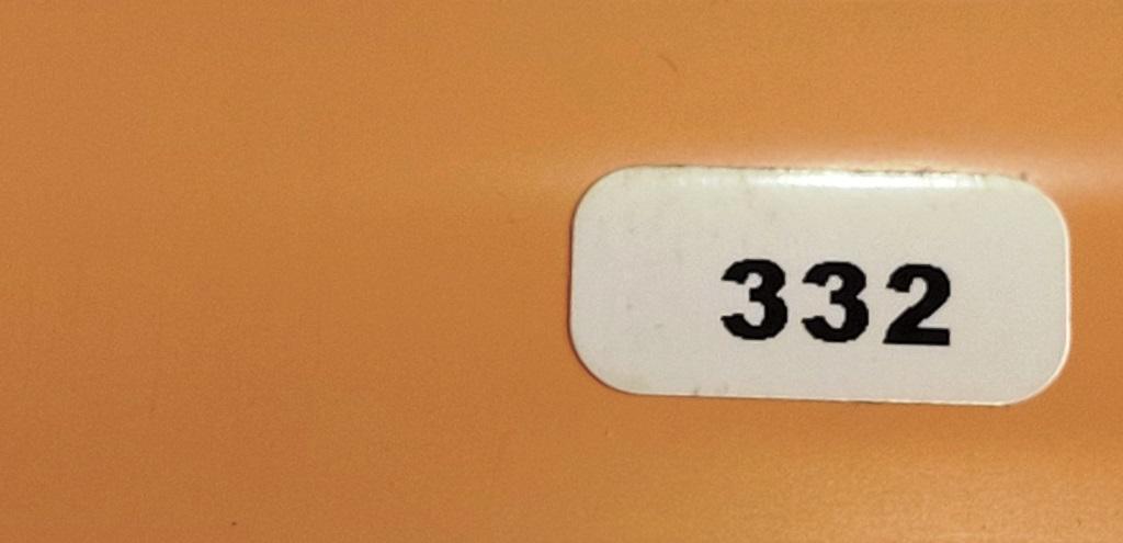 Жалюзи горизонтальные персиковый матовый 332 купить по низкой цене в интернет-магазине okno19.ru