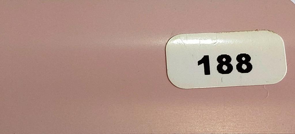 Жалюзи горизонтальные розовый матовый 188 купить по низкой цене в интернет-магазине okno19.ru