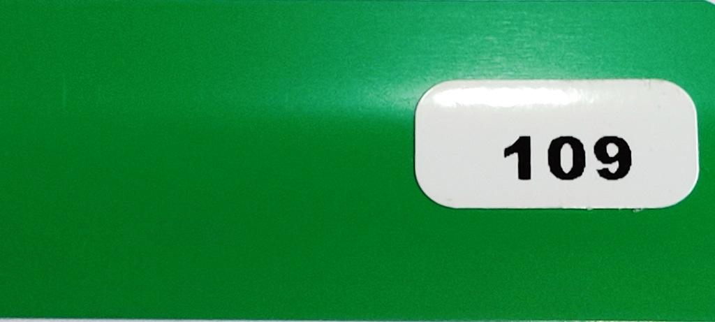 Жалюзи горизонтальные зеленый матовый 109 купить по низкой цене в интернет-магазине okno19.ru