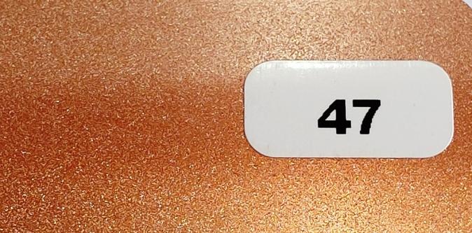Жалюзи горизонтальные цвет розовый металлик 47 купить по низкой цене в интернет-магазине okno19.ru