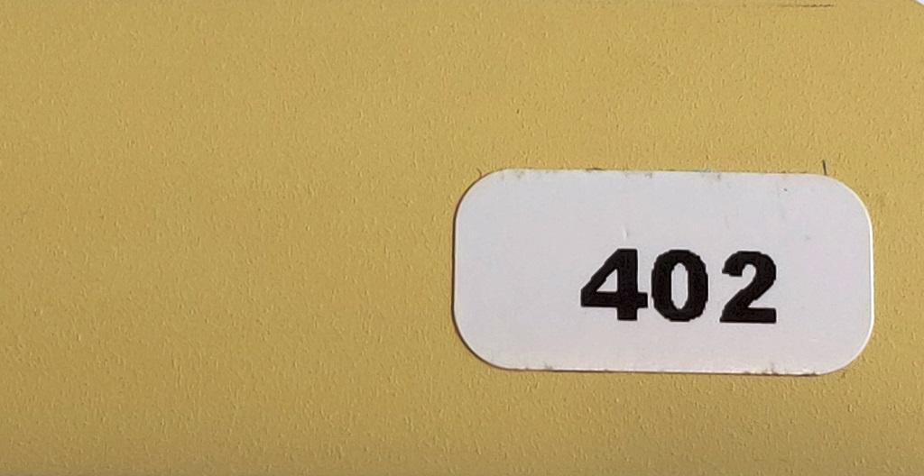 Жалюзи горизонтальные светло-желтый бархат 402 купить по низкой цене в интернет-магазине okno19.ru