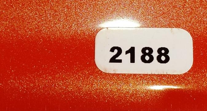 Жалюзи горизонтальные красный металлик 2188 купить по низкой цене в интернет-магазине okno19.ru