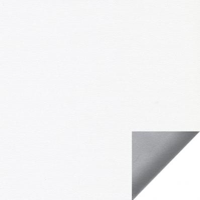 Рулонные шторы АЛЬФА ALU BLACK-OUT 0225 белый купить по низкой цене в интернет-магазине okno19.ru