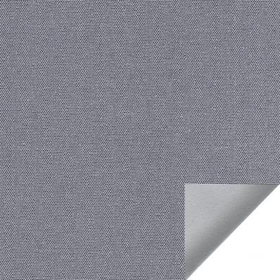 Рулонные шторы АЛЬФА ALU BLACK-OUT 1852 серый купить по низкой цене в интернет-магазине okno19.ru