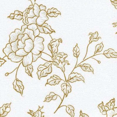 Рулонные шторы  Китайская роза 2870 коричневый купить по низкой цене в интернет-магазине okno19.ru