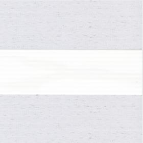 Рулонные шторы-зебра ЛОФТ ВО 0225 белый купить по низкой цене в интернет-магазине okno19.ru