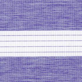 Рулонные шторы-зебра МЕЛАНЖ 4824 сиреневый купить по низкой цене в интернет-магазине okno19.ru