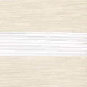 Рулонные шторы-зебра МОНТАНА 2406 бежевый купить по низкой цене в интернет-магазине okno19.ru