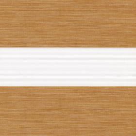 Рулонные шторы-зебра МОНТАНА 7122 золото купить по низкой цене в интернет-магазине okno19.ru