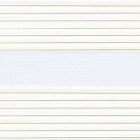 Рулонные шторы-зебра ПАРМА 2259 магнолия купить по низкой цене в интернет-магазине okno19.ru