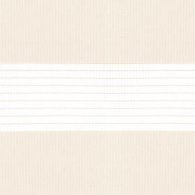 Рулонные шторы-зебра СТАНДАРТ 2259 св. бежевый купить по низкой цене в интернет-магазине okno19.ru