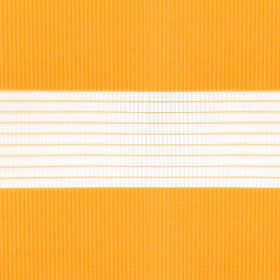 Рулонные шторы-зебра СТАНДАРТ 2840 карамель купить по низкой цене в интернет-магазине okno19.ru