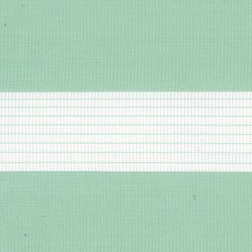 Рулонные шторы-зебра СТАНДАРТ 5992 бирюза купить по низкой цене в интернет-магазине okno19.ru