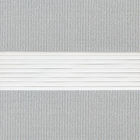 Рулонные шторы-зебра ЭЛЕКТРА 1605 платина купить по низкой цене в интернет-магазине okno19.ru