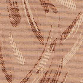 Вертикальные жалюзи ДЖАНГЛ 7125 бронзовый металлик купить по низкой цене в интернет-магазине okno19.ru