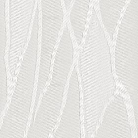 Вертикальные жалюзи ЖАККАРД BLACK-OUT 0225 белый купить по низкой цене в интернет-магазине okno19.ru