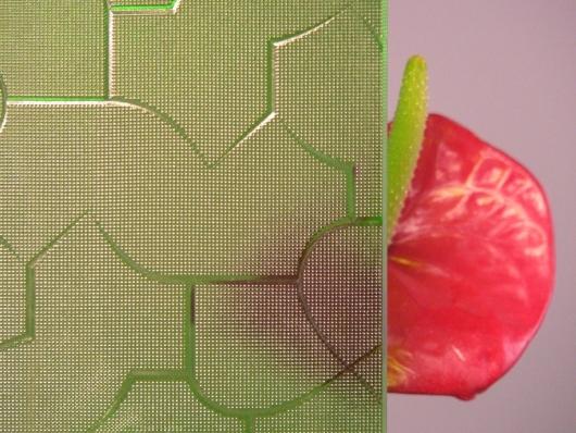 Стекло Пазл зеленый 4 мм купить по низкой цене в интернет-магазине okno19.ru