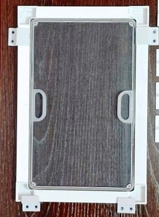 Москитная сетка оконная купить по низкой цене в интернет-магазине okno19.ru