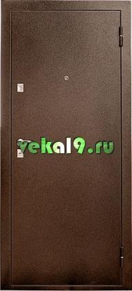 Уральские двери УД-110 Беленый дуб