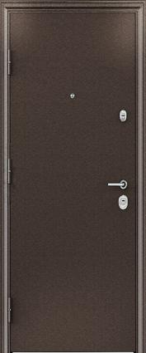 Дверь 3К - 3D Металл/МДФ Беленый дуб (860*2050*90*1,8 мм) левая /минплита/ купить по низкой цене в интернет-магазине okno19.ru