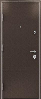 Дверь 3К - 3D Металл/МДФ Миланский орех (960*2050*90*1,8 мм) левая /минплита/ купить по низкой цене в интернет-магазине okno19.ru