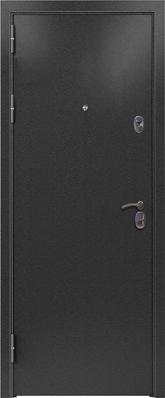 Дверь 3К-MIRROR Металл/МДФ Миландж темный (960*2050*90*1,8 мм) правая /минплита/ купить по низкой цене в интернет-магазине okno19.ru