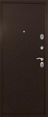 Дверь TERMOSTEEL с терморазрывом Металл/Металл (960*2050*100*1,8 мм) левая купить по низкой цене в интернет-магазине okno19.ru