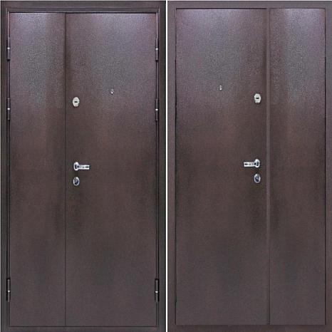 Дверь Йошкар Металл/Металл (1200*2050*70*1 мм) левая /минплита/ купить по низкой цене в интернет-магазине okno19.ru