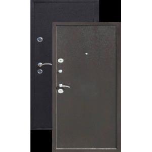 Дверь Йошкар Металл/Металл (860*2050*70*1 мм) правая /минплита/ купить по низкой цене в интернет-магазине okno19.ru