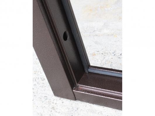 Дверь Строй-Гост 7-2 Металл/Металл (860*2050*70*1,2 мм) правая /минплита/ купить по низкой цене в интернет-магазине okno19.ru