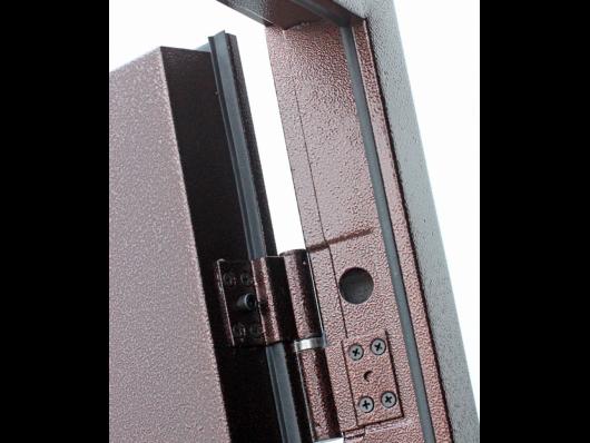 Дверь Строй-Гост 7-2 Металл/Металл (960*2050*70*1,2 мм) левая /минплита/ купить по низкой цене в интернет-магазине okno19.ru