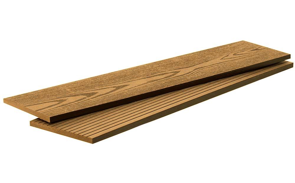 Доска универсальная 2-х сторонняя DW 3000*140*10 мм. цвет Дуб купить по низкой цене в интернет-магазине okno19.ru