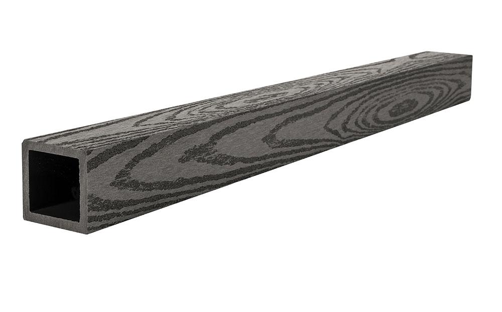 Балясина DW 3000*50*50 мм. цвет Черный купить по низкой цене в интернет-магазине okno19.ru