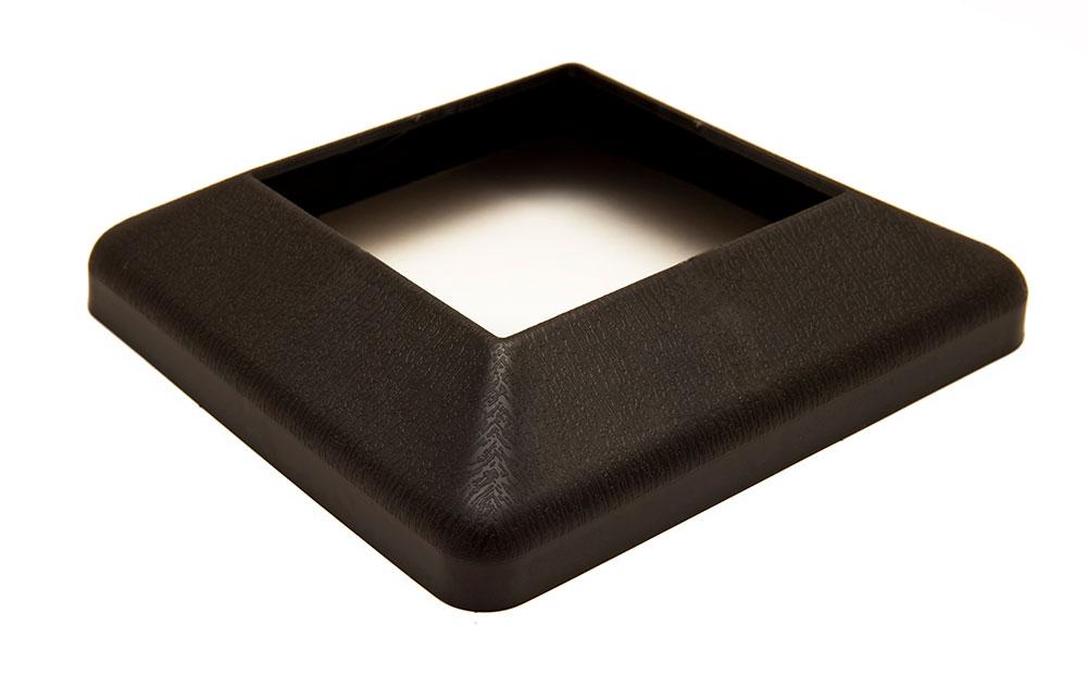 Юбка столба DW 218*218 мм. в цвет ограждения купить по низкой цене в интернет-магазине okno19.ru