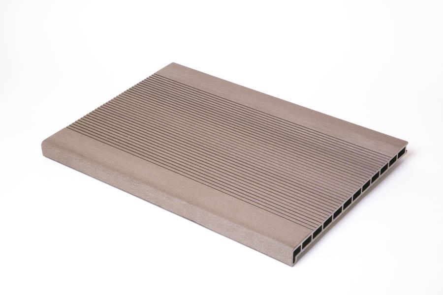Ступени ДПК DW Prime 4000*345*23 мм. Мелкий вельвет цвет Коричневый купить по низкой цене в интернет-магазине okno19.ru