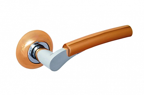 Ручка PALIDORE A-GPC/PB  хром/золото