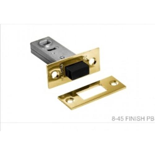 Защелка магнитная дверная межкомнатная 8-45 АВ бронза