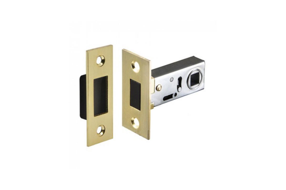 Защелка магнитная дверная межкомнатная 8-45 РВ золото