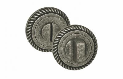 Завёртка сантехническая OL 4 AS античное серебро