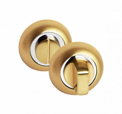 Завёртка сантехническая OL SB матовое золото