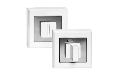 Завёртка сантехническая OL WPС белый/хром