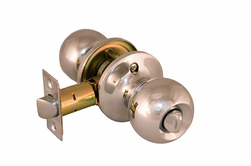 Ручка шар ARSENAL 607 PC-ET ключ цвет хром купить по низкой цене в интернет-магазине okno19.ru